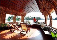 Kerala Houseboat - Houseboats in kerala