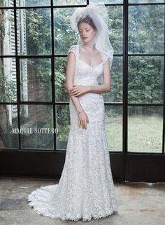 Maggie Sottero Bridal - 5MT664-Luella