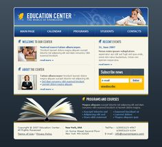 invent - education course college wordpress theme | it is, Powerpoint templates