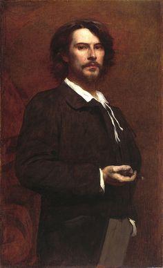 Portrait of Paul Mounet by Louis Maurice Boutet de Monvel