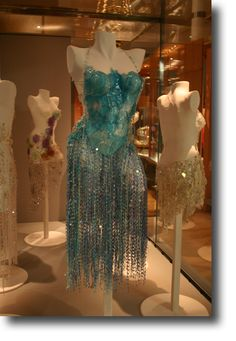 Sea Glass gown