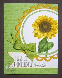 KSS Monday - Sunflowers