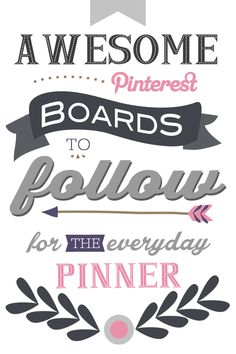 Pinterest Powerhouse Bloggers you need to know about! Follow them to improve and beautify your Pinterest feed!