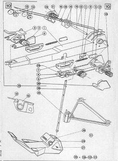 MY-ROCKS Machine à tricoter