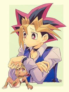 Atem & Yugi