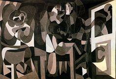 Picasso fekete-fehér képeiből nyílik kiállítás New Yorkban