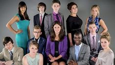 The BBC have unveiled the 12 candidates competing in this year's Young Apprentice. The show begins on BBC One Thursday November 1 at Apprentice Candidates, Hannah Jones, First Thursdays, Uk Tv Shows, Tv Reviews, Bbc One, New Series, News Blog, Young People
