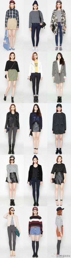 55 Super Ideas For Moda Outfits Ideas Casual Street Styles Korea Fashion, Kpop Fashion, Asian Fashion, Trendy Fashion, Fashion Trends, Korean Street Fashion Urban Chic, Fashion Ideas, Korean Casual Fashion, Casual Korean Outfits