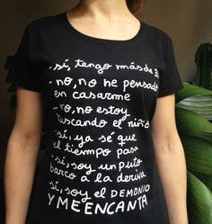 Camiseta con dibujo exclusivo de Monstruo Espagueti 100% algodón La talla de la foto es la M Disponible en XS/ S/M/L/XL/XXL (Especifica la talla y...