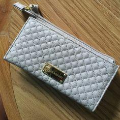 Steve Madden wallet Grayish/brownish Steve Madden wallet. Brand new, never used. Bags Wallets