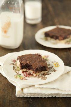 Chocolate Heaven Brownie Pie Recipe by Kelli Murakami, Prizewinning Plates Winner