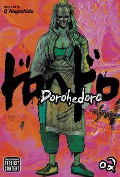 Dorohedoro Graphic Novel 2