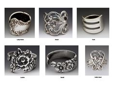 ~~DIY The Spoon or Fork Ring Tutorial~~