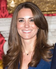 The Hottest Haircuts Right Now (Voted by Glamour magazine). Haircut Idea- Kate Middleton's classic long layers.The cut itself is simple—just classic, long layers with some framing around the face. Layers should be chunky and thick at the ends but the bounce and lift come from styling. Women with medium to thick hair—either wavy or straight—look best with a cut like this, since it thins out your natural texture.