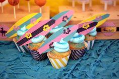Vintage Beach Party: Lil' Miss Aubrey's Surf Bash  http://mimisdollhouse.com/vintage-beach-party-aubrey/