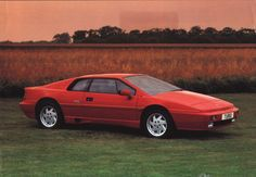 The #Lotus #Esprit #X180 #1989 was known for its sports car body, quality steering, and light build... as well as being able to reach 60 miles per hour from standing in under five seconds.  The X180 model, in particular, became known for its type 910S engine, unique cooling system, and unusually rigid build. The end result? A beautiful car that could clock in at high speeds ... 160mph!