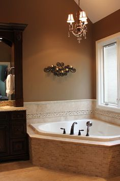Mediterranean Sherwin Williams Latte Design Ideas, Pictures, Remodel and Decor