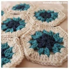 Small Easy Crochet Projects | ... easy crochet projects for those of you learning to crochet along with