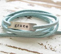 custom bar wrap bracelet by juliethefish designs