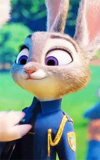I got: Juddy Hopps! Which character of Zootopia are you?