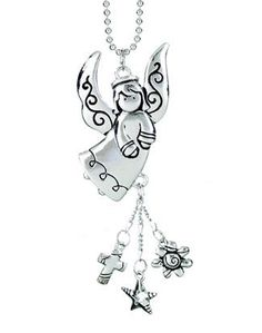 Ganz Car Charms - Flying Angel $5.95