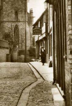 Fish Street. Shrewsbury, Shropshire Shrewsbury Shropshire, New Hospital, Our Town, Snowdonia, England Uk, Hospitals, British Isles, Vintage Photographs, Family History