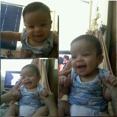 Hermoso mi niño te amamos @Regrann from @marceldavidbr -  Recholiando con mi #MamiNere #Regrann