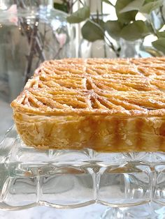 How to Make Pie Crust and Pear and Almond Cream Bourdaloue Pie - MY 100 YEAR OLD HOME - - This flaky pie crust is the best. The larger portions of butter are what make this crust so flaky and delicious,. Pie Dessert, Dessert Recipes, Just Desserts, Delicious Desserts, Perfect Pie Crust, Pie Crust Recipes, Pie Crusts, How To Make Pie, Almond Cream