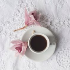 A day without coffee is like a day without sunshine.