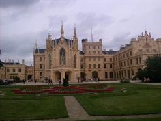 castle Lednice