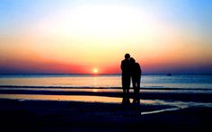 Couple Love Beach Wallpapers Beautiful Couple Love Beach