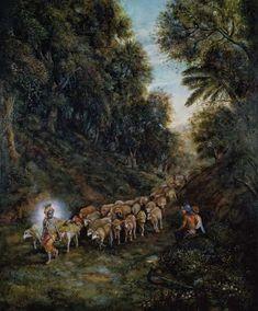 Running with calves Lord Krishna Images, Radha Krishna Pictures, Radha Krishna Photo, Krishna Art, Bhagwan Shri Krishna, Shree Krishna, Radhe Krishna, Krishna Lila, Baby Krishna