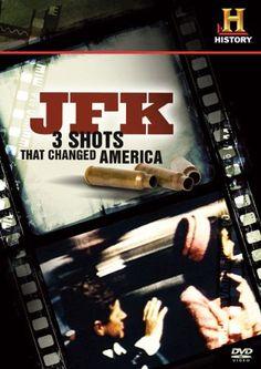 """JFK: 3 Shots That Changed America"", on DVD"