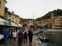 Portofino and Santa Margherita Italy | Day 11