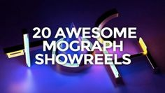 You can find something about LEONARDOWORX. 20 awesome motion graphics showreels | #959