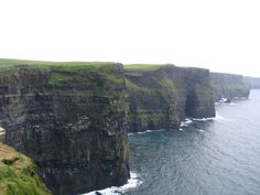 Cliffs of Moher #3  By RG Bud Phelps