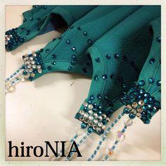 bling-bling suspender straps