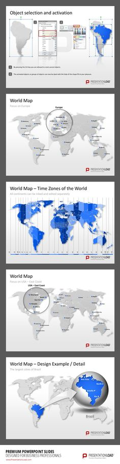 Dotted powerpoint world maps be the first with a truly stunning dotted powerpoint world maps be the first with a truly stunning business presentation presentation pinterest business presentation ppt design and gumiabroncs Images