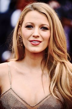 Blake Lively at the 'Cafe Society' premiere in Cannes