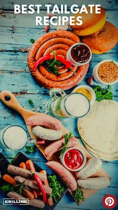 Best tailgate recipes that you can bring with you or cook on site. You'll be the Tailgate Master making everyone jealous. Tailgating Recipes, Tailgate Food, Grilling Recipes, Appetizer Recipes, Dinner Recipes, Top Recipes, Summer Recipes, Fall Recipes, Grilled Chicken Tenders