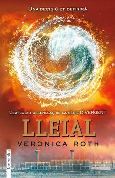 Tercer llibre de la triologia de Divergent. Encara no me'l he començat a llegir. M'han dit que no val la pena llegir-lo i que no llegeixi més del capitul 50.
