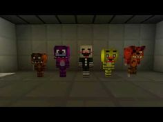 Minecraft  Baby Day Care  LITTLE KELLY KIDNAPPED BY BABY FNAF! Full HD,1...