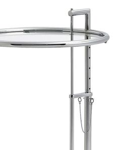 Luxury Life【ClassiCon E 1027 Adjustable Table 伊琳 可調式 邊桌,Eileen. Eileen  GrayGrey Table