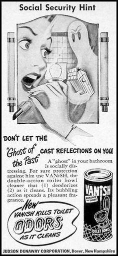 Toilet Odours