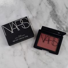 Newest Addition To The Family .. Oh how I love Nars blushes, they're probably my favourite blush! With great colour payoff, long-lasting formal and a wide range of shades with matte or shimmer. You're bound to fall in love just like me  .. @narsissist - Blush in Dolce Vita .. I purchased mine from @meccamaxima