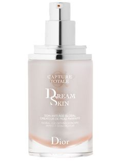Dior Capture Totale DreamSkin Perfect Skin Creator fights wrinkles while firming, brightening, and evening out complexions over time