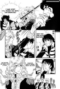 Rose of Versailles 35 Page 16