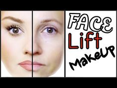 Best tips I've seen in a while! - Face Lift with Make UP https://www.youtube.com/watch?v=CcBzXHbkLL8