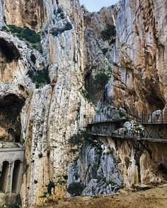 Flavia Balan Travel Story (@flaviamariejeane) • Caminito del Rey Go See, Andalucia, Malaga, Mount Rushmore, Planets, In This Moment, Adventure, Mountains, Photos
