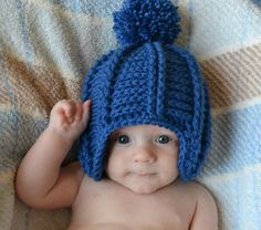 Alpine Hat by Crochet by Jennifer $4.95 Sizes included are: 0-3 months, 3-6 months, 6-12 months, toddler/child, teen/adult, and large adult.